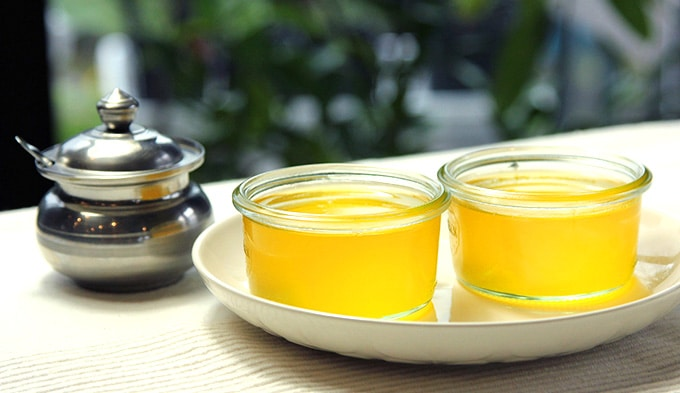 containers of ghee