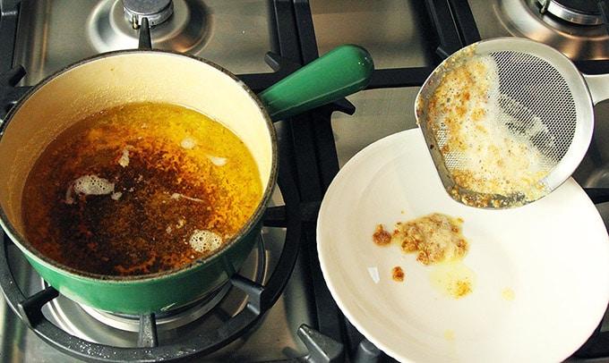 homemade ghee recipe spiritual
