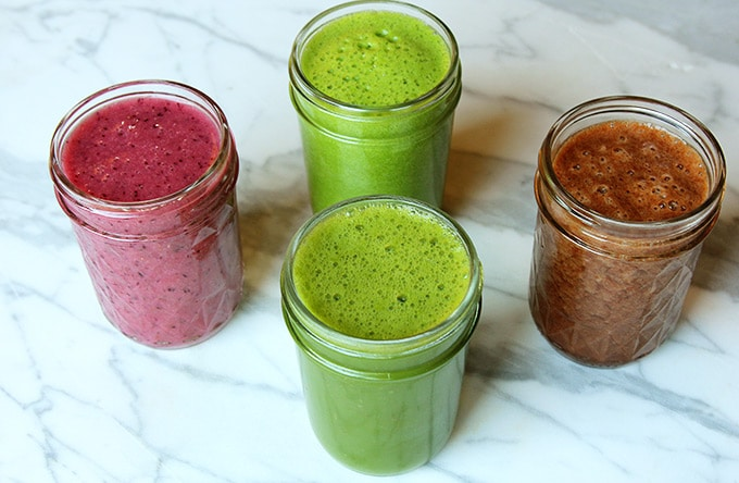 Ayurvedic smoothie recipes