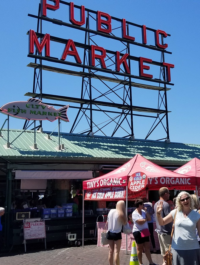 foodie experiences pike place market