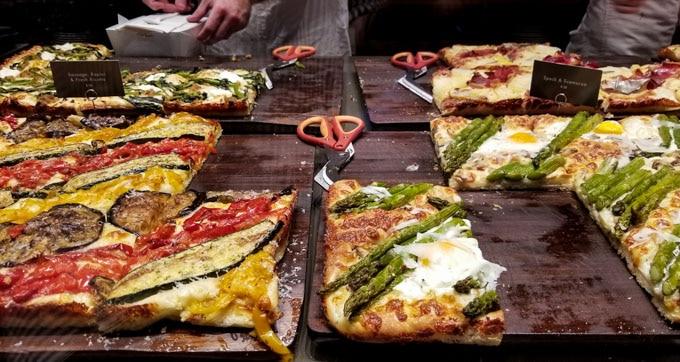 foodie experiences starbucks reserve SODO