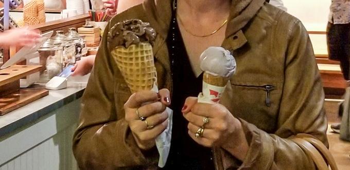 foodie experiences salt and straw