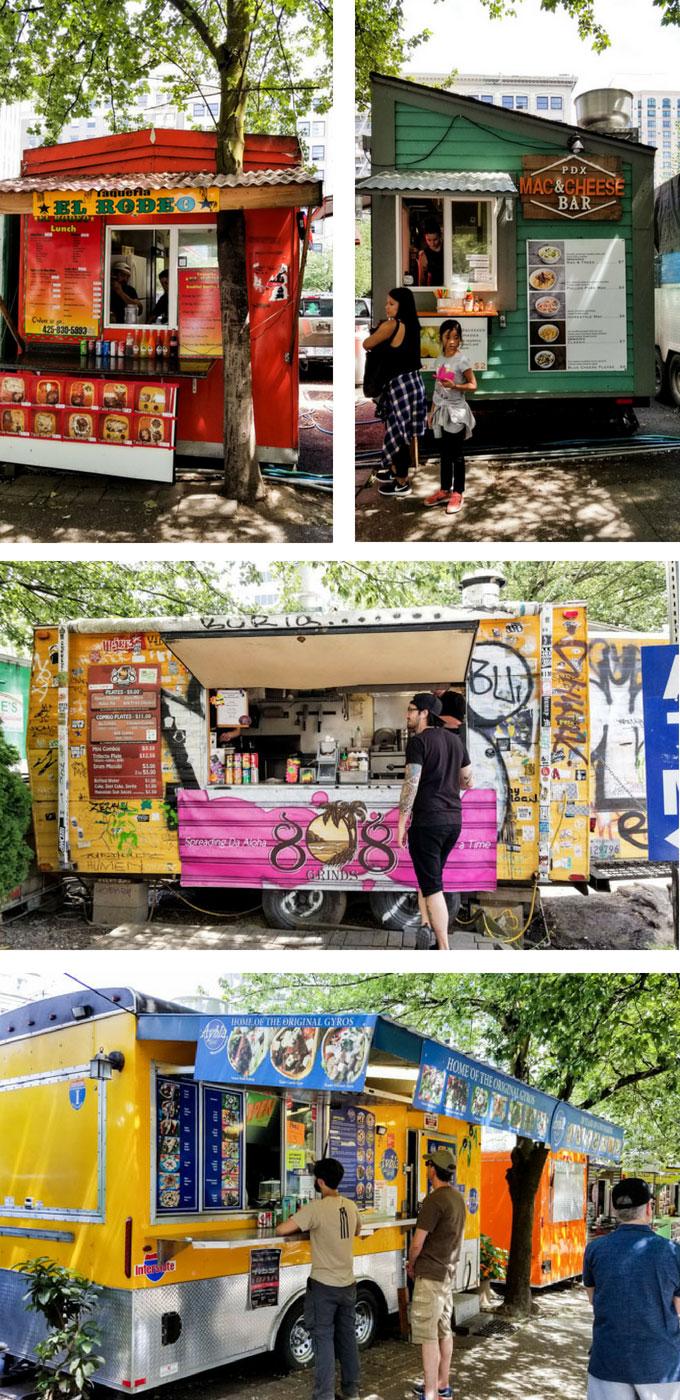foodie experiences food trucks