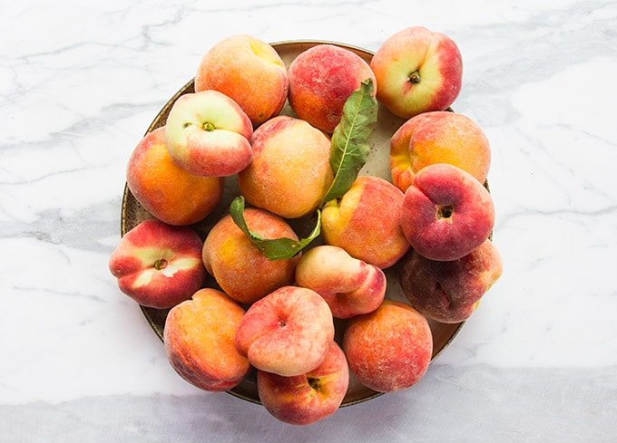 peaches are good for mind-body cooking