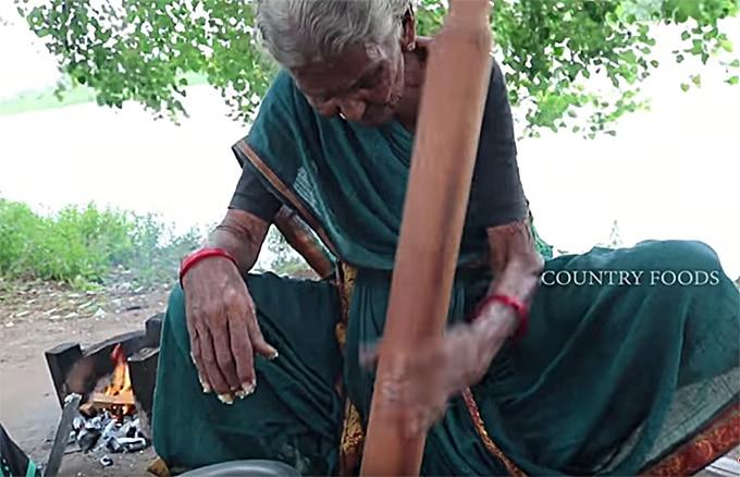 Country Foods' granny Karre Mastanamma