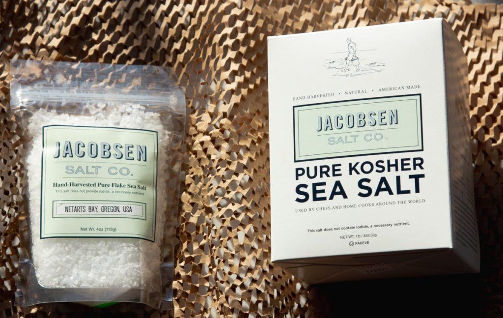 Jacobsen Salt Co. salt