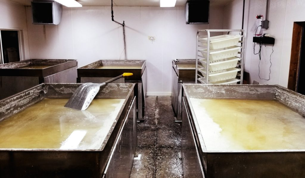 Jacobsen Salt processing facility