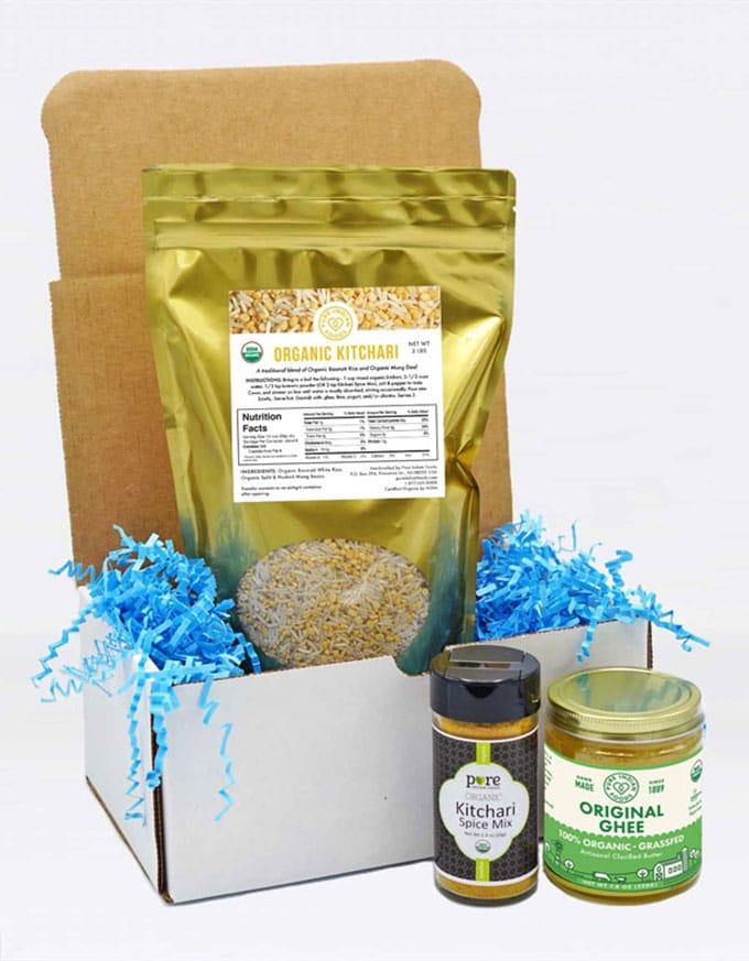 Pure Indian Foods kitchari kit