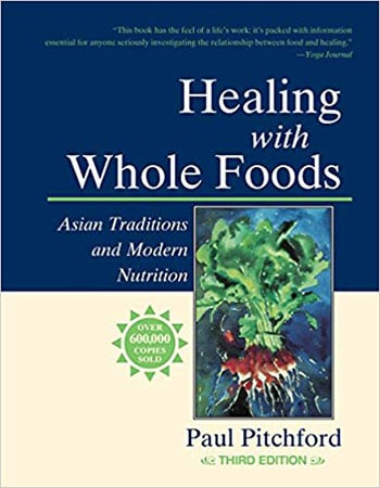 Healing with Whole Foods Cookbook cover