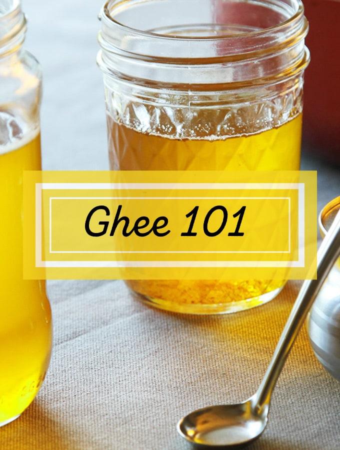 Ghee expertise