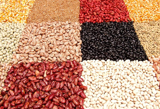 Western pulses