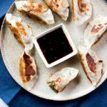 shiitake tofu potsticker recipe